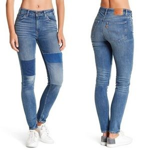 NEW Levi's Orange Tab 721 Vintage High Rise Skinny